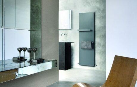 Sofi design návrh koupelny sklo dlažba