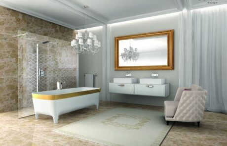 kvalitní obkladová dlažba do koupelen