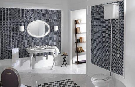 Mozaikové obklady do koupelen