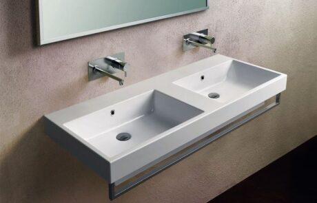 industriální koupelna