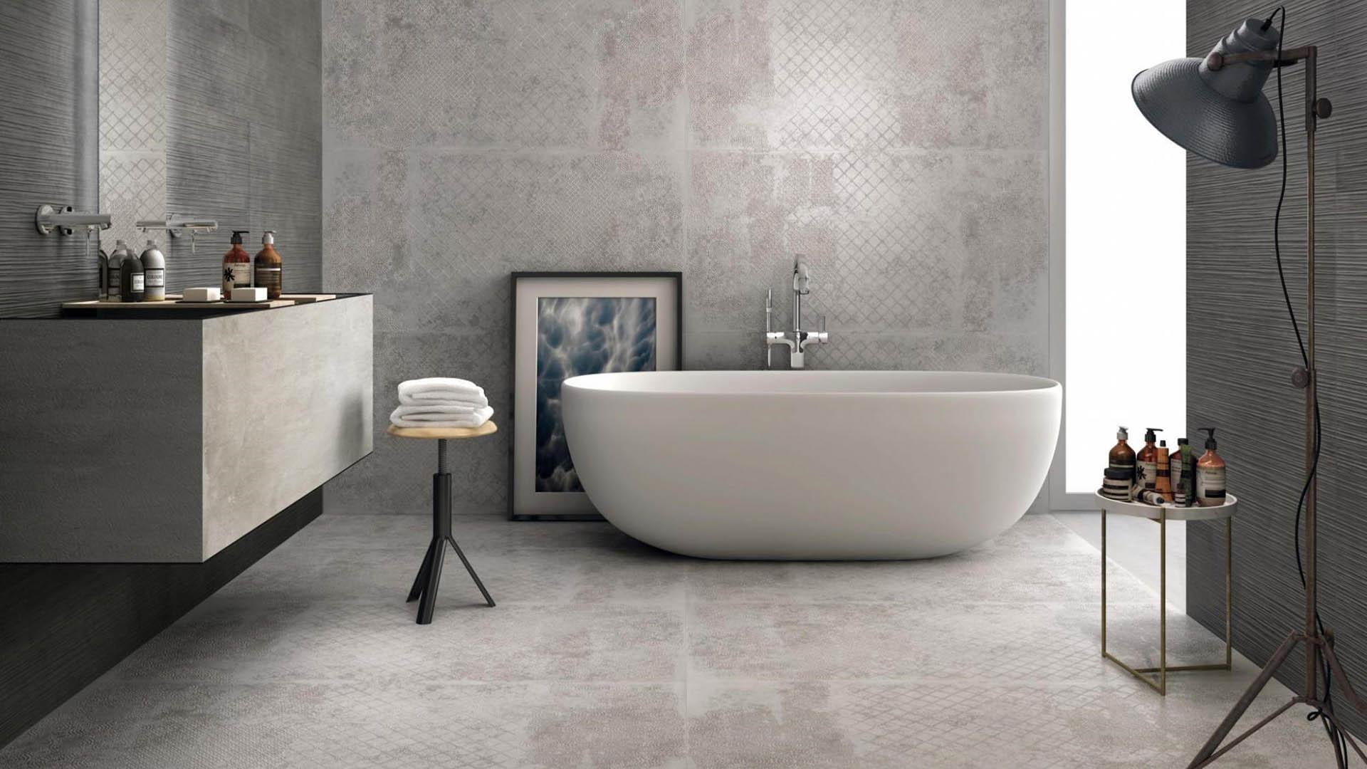 Industruální koupelna praha