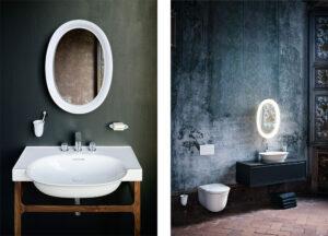 Rustikální koupelna staré vzory